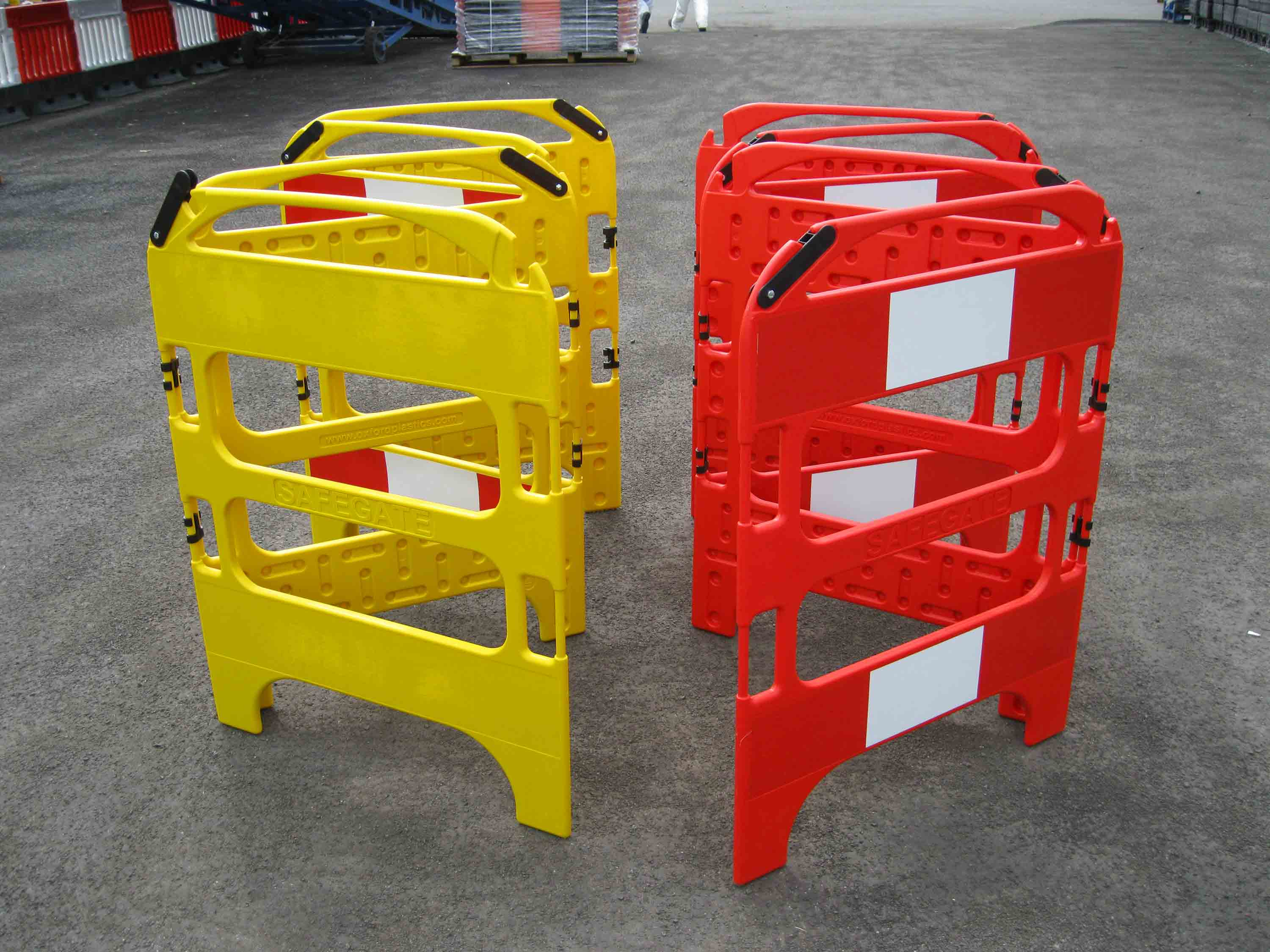 SafeGate Portable Barrier