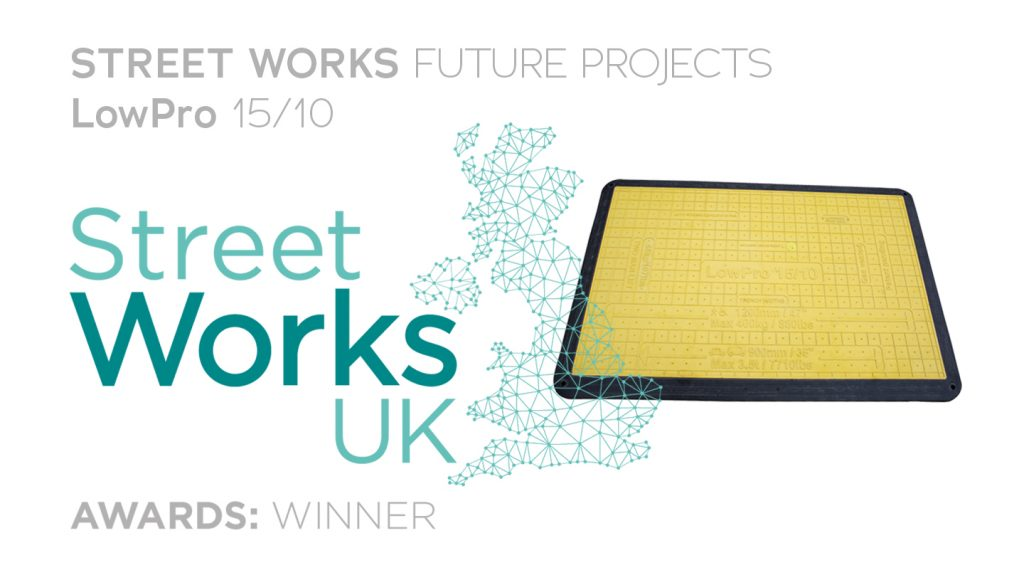 Street Works UK Awards 2017 LowPro 15/10